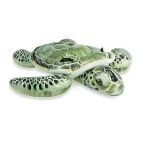 Bazénové zvířátko Intex Realistická želva 1,91x1,70 m (57555)