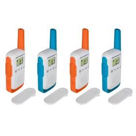 Motorola TLKR T42 - Quad pack (B4P00811MDKMAQ)