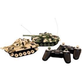 RC Sada tanků MaDe 2 ks, Battery pack
