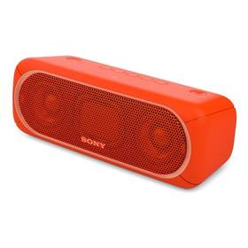 Sony SRS-XB30R červené + Doprava zdarma