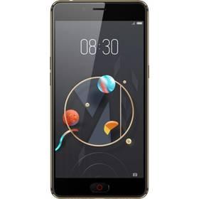 Nubia N2 Dual SIM 4 GB 64 GB (6902176901072) černý/zlatý Software F-Secure SAFE, 3 zařízení / 6 měsíců (zdarma) + Doprava zdarma