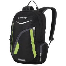 Loap Nexus 15l černý/zelený