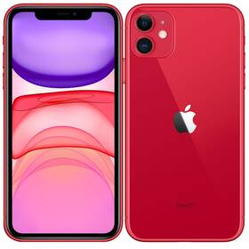 Apple iPhone 11 128 GB - (PRODUCT)RED (MWM32CN/A)
