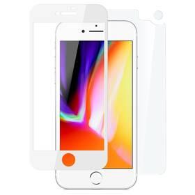 FIXED na Apple iPhone 7/8, přední i zadní (FIXG3DD-100-SL) strieborné
