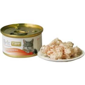 Brit Care Cat kuřecí prsa 80g