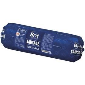 Brit Sausage with Turkey & Rice 800g