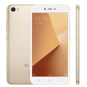 Xiaomi Redmi Note 5A 16 GB Dual SIM CZ LTE (PH3621) zlatý Software F-Secure SAFE, 3 zařízení / 6 měsíců (zdarma)