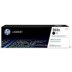 HP 203X, 3200 stran (CF540X) černý