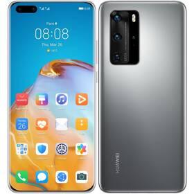 Huawei P40 Pro (SP-P40P256DSTOM) šedý