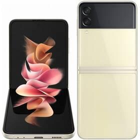Samsung Galaxy Z Flip3 128 GB 5G (SM-F711BZEBEUE) krémový