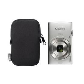 Canon IXUS 185 + orig.pouzdro stříbrný