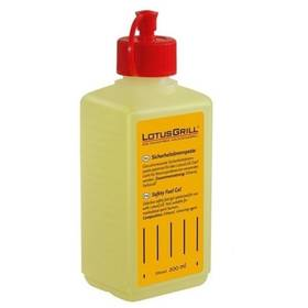 LotusGrill Gelový podpalovač žlté