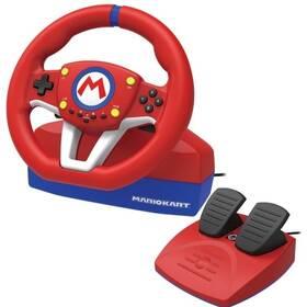HORI Mario Kart Racing Wheel Pro MINI pro Nintendo Switch (NSP286) červený