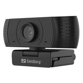 Sandberg Webcam Office 1080p (134-16) čierna