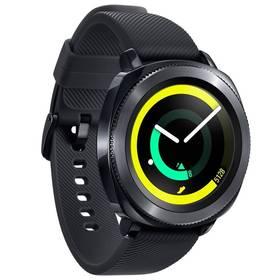 Samsung Gear Sport (SM-R600NZKAXEZ) černý + Doprava zdarma