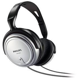 Philips SHP2500 (SHP250010) černá/šedá + Doprava zdarma
