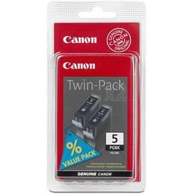 Canon PGI-5Bk Twin - originální (0628B025) černá