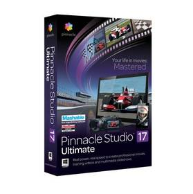 Software Pinnacle Studio 17 Ultimate ML (PNST17ULMLEU)