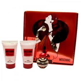Moschino Glamour 5 ml + tělové mléko 25 ml + sprchový gel 25 ml