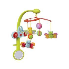 Taf toys Motýli modrý/žlutý/zelený/oranžový
