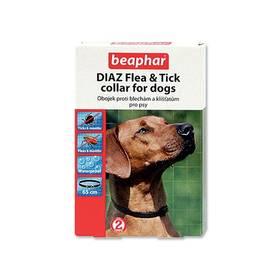 Obojok Beaphar DIAZ antiparazitní pro psy 65 cm