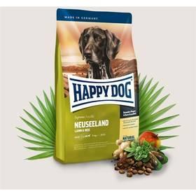 HAPPY DOG Neuseeland Lamb&Rice 12,5 kg Konzerva HAPPY DOG Wild Pur - 100% maso zvěřiny 200 g (zdarma) + Doprava zdarma