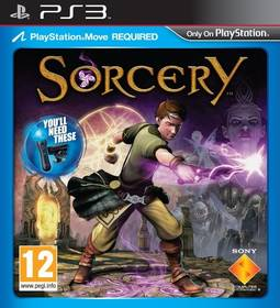Sony PlayStation 3 Sorcery (Essentials) (PS719245575)