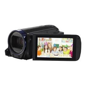 Canon LEGRIA HF R66 BA + orig. brašna černá + 8GB SD pam.karta + ministativ (0279C020AA) černá + Doprava zdarma