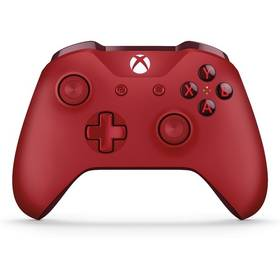 Microsoft Xbox One S Wireless (WL3-00028) červený