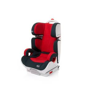 4Baby QUESTO-FIX 2017, 15-36kg, Navy Red + Doprava zdarma