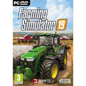 Hra GIANTS software PC Farming Simulator 19 (CPPC27903)