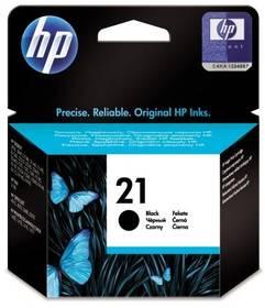 HP No. 21, 150 stran - originální (C9351AE) černá