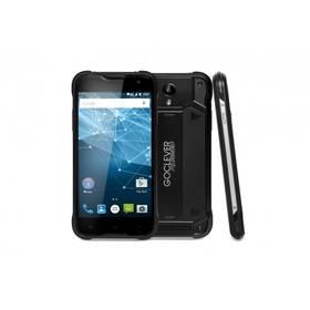 GoClever QUANTUM2 500 Rugged Black LTE, odolný (FQ2500RUG) černý Software F-Secure SAFE 6 měsíců pro 3 zařízení (zdarma) + Doprava zdarma
