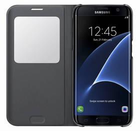 Samsung S-View pro Galaxy S7 Edge (EF-CG935P) (EF-CG935PBEGWW) černé