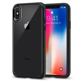 Spigen Ultra Hybrid pro Apple iPhone X (057CS22129) čierny