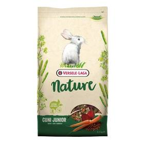 Krmivo Versele-Laga Nature Cuni Junior pre králiky 2,3 kg