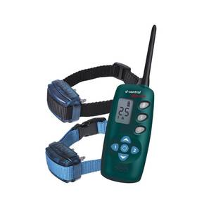 Dog Trace d-control 902 mini - elektronický výcvikový obojek pro 2 psy + Doprava zdarma