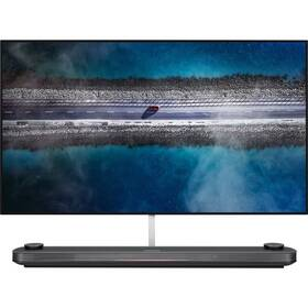 LG OLED65W9 titanium