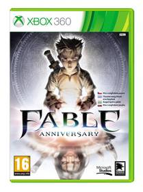 Hra Microsoft Xbox 360 Fable Anniversary (49X-00018)