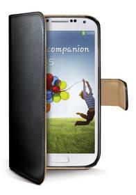Celly WALLY pro Galaxy S4 (WALLY290) černé