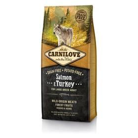 Brit Carnilove Salmon & Turkey for Large Breed Adult 12 kg + Doprava zdarma