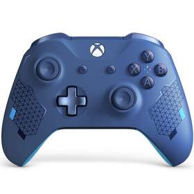 Microsoft Xbox One Wireless - Special Edition Sport Blue (WL3-00146)