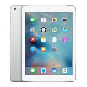 Apple iPad Air Wi-Fi 16 GB (MD788FD/B) stříbrný/bílý + Doprava zdarma