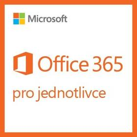 Microsoft Office 365 pro jednotlivce CZ ESD licence (QQ2-00012)