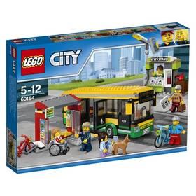 LEGO® CITY® Town 60154 Zastávka autobusu