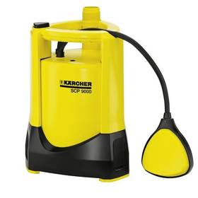 Kärcher SCP 9000 černé/žluté + Doprava zdarma