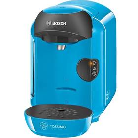 Bosch Tassimo TAS1255 modré Kapsle Jacobs Krönung Café Crema 112 g Tassimo