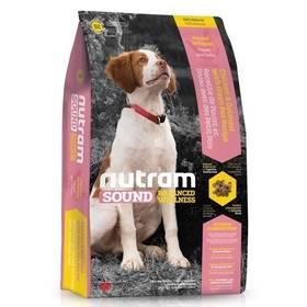 NUTRAM Sound Puppy 13,6 kg + Antiparazitní obojek za zvýhodněnou cenu + Doprava zdarma