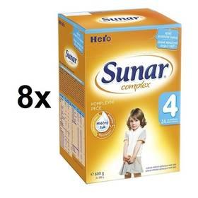 Sunar Complex 4, 600g x 8ks + Doprava zdarma