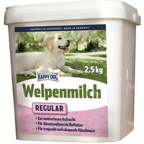 Instantní mléko HAPPY DOG Welpenmilch Regular 2,5 kg